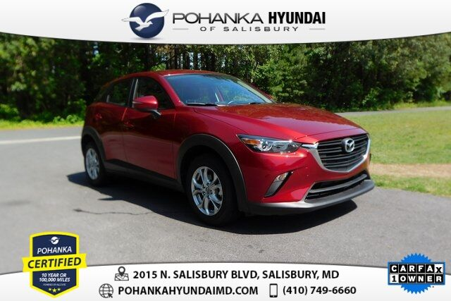 2019 Mazda CX-3 Sport **ONE OWNER** Salisbury MD