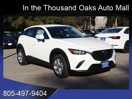 2019_Mazda_CX-3_Sport_ Thousand Oaks CA