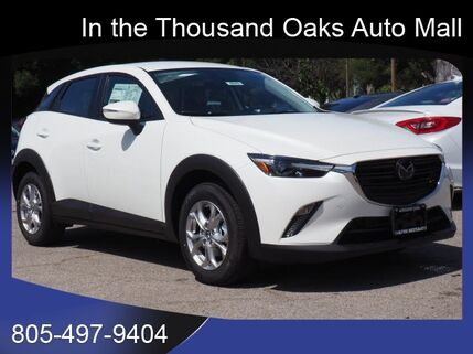 2019_Mazda_CX-3_Sport_ Thousand Oaks CA