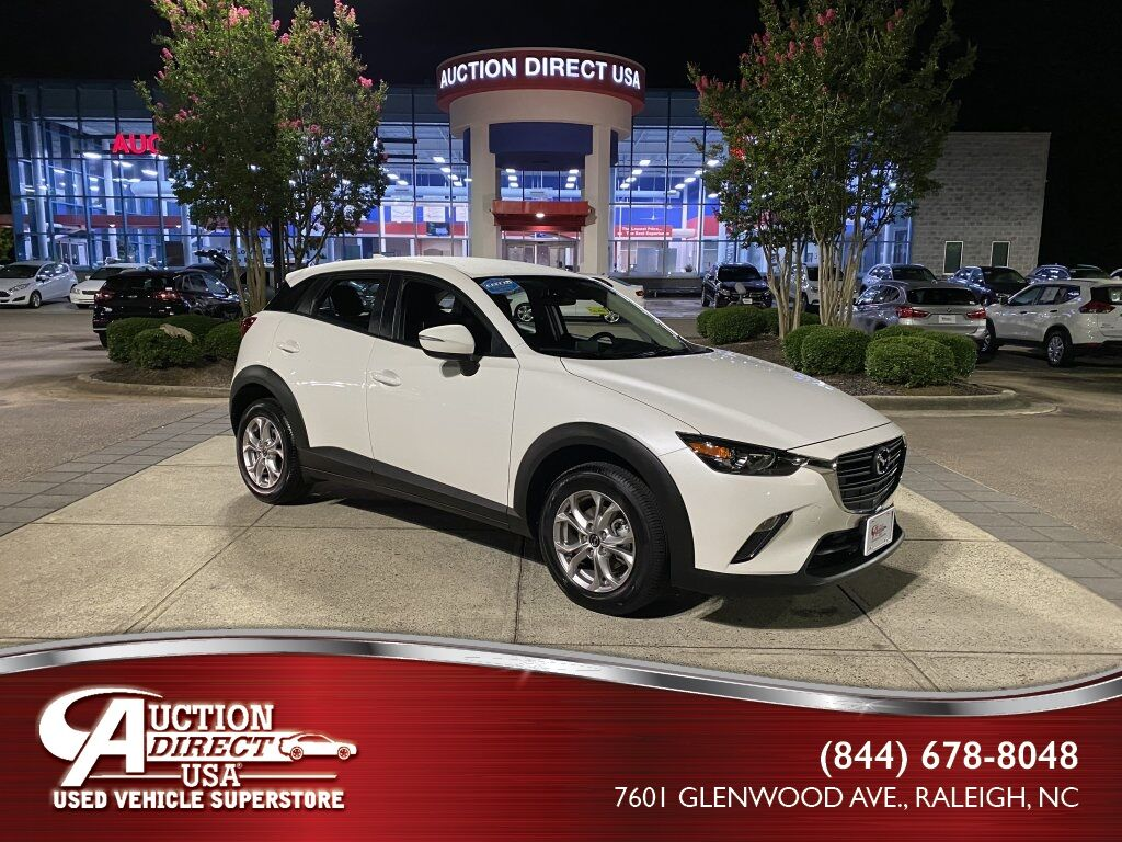 2019 Mazda CX-3 Sport Raleigh NC