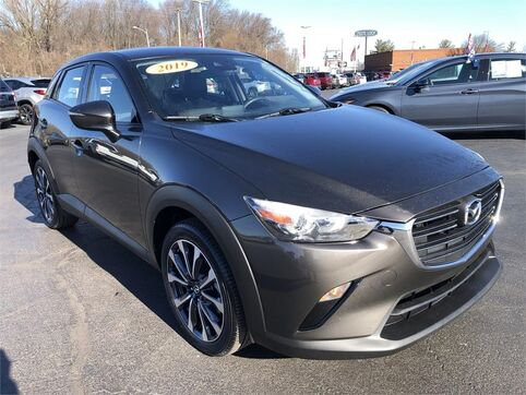 2019_Mazda_CX-3_TOURING AWD_ Evansville IN