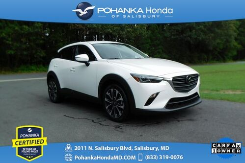 2019_Mazda_CX-3_Touring ** Pohanka Certified 10 Year / 100,000  **_ Salisbury MD