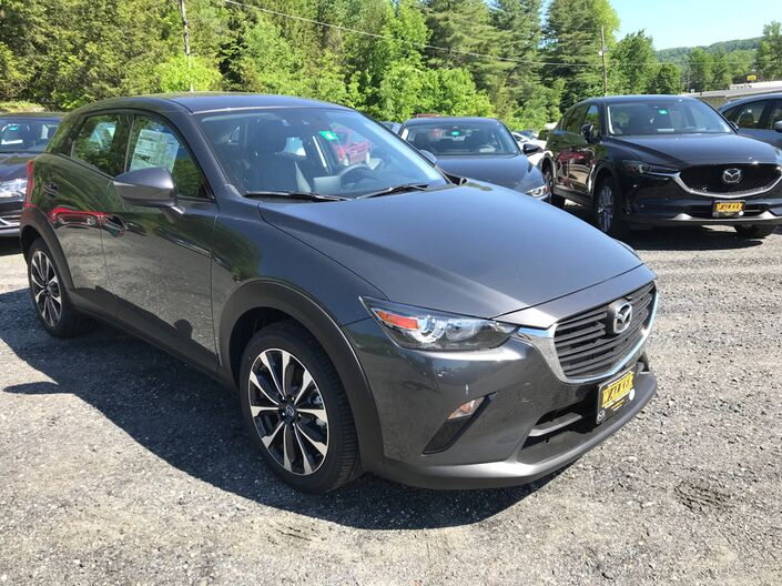 2019 Mazda CX-3 Touring Barre VT
