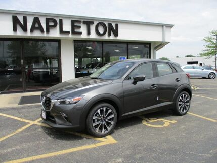 2019_Mazda_CX-3_Touring_ Bourbonnais IL