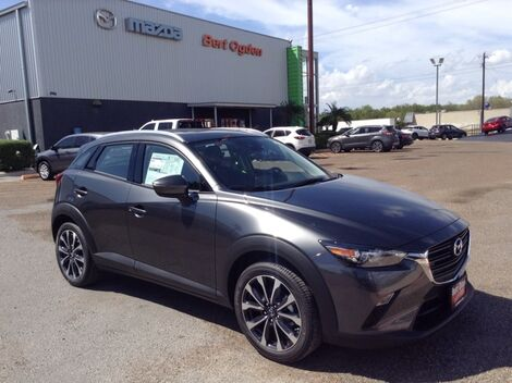 2019_Mazda_CX-3_Touring_ Edinburg TX