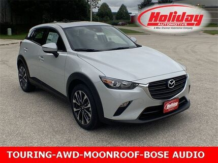 2019_Mazda_CX-3_Touring_ Fond du Lac WI