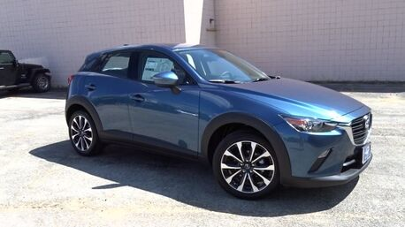 2019_Mazda_CX-3_Touring_ Longview TX