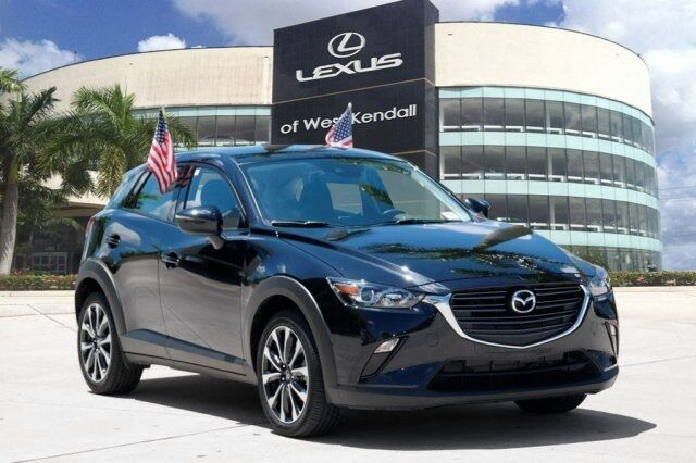 2019_Mazda_CX-3_Touring_ Miami FL