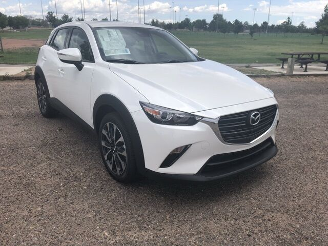 2019_Mazda_CX-3_Touring_ Santa Fe NM