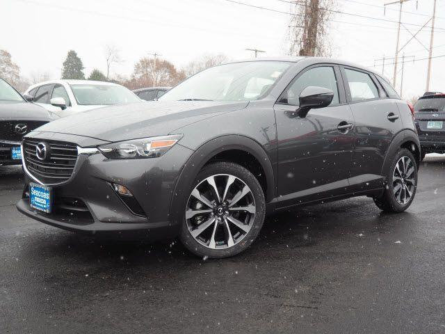 2019 Mazda CX-3 Touring w/ Preferred Pkg Portsmouth NH