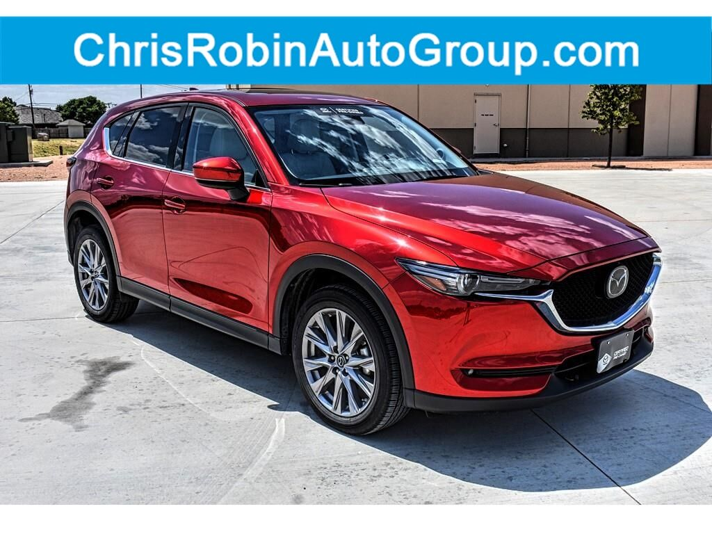 2019 Mazda CX-5 GRAND TOURING FWD Midland TX
