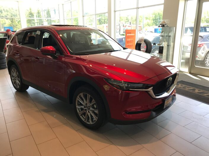 2019 Mazda CX-5 Grand Touring Barre VT