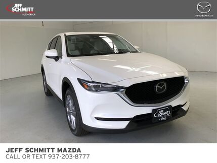 2019_Mazda_CX-5_Grand Touring_ Beavercreek OH