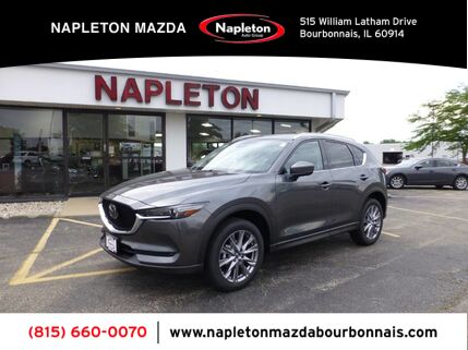 2019_Mazda_CX-5_Grand Touring_ Bourbonnais IL