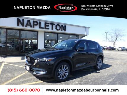 2019_Mazda_CX-5_Grand Touring_ Bourbonnais IL