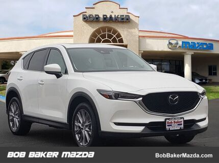 2019_Mazda_CX-5_Grand Touring_ Carlsbad CA