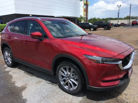 2019_Mazda_CX-5_Grand Touring_ Edinburg TX