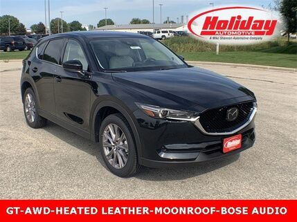 2019_Mazda_CX-5_Grand Touring_ Fond du Lac WI