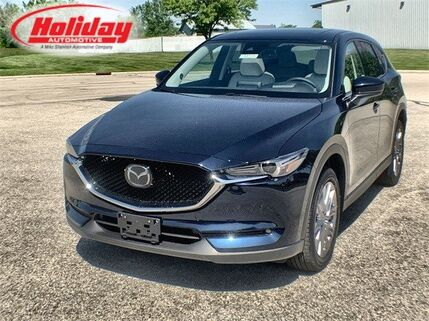 2019_Mazda_CX-5_Grand Touring_ Fond du Lac WI