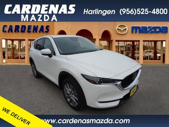 2019 Mazda CX-5 Grand Touring Harlingen TX