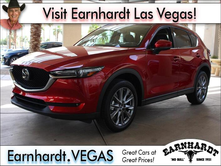 2019 Mazda CX-5 Grand Touring Las Vegas NV