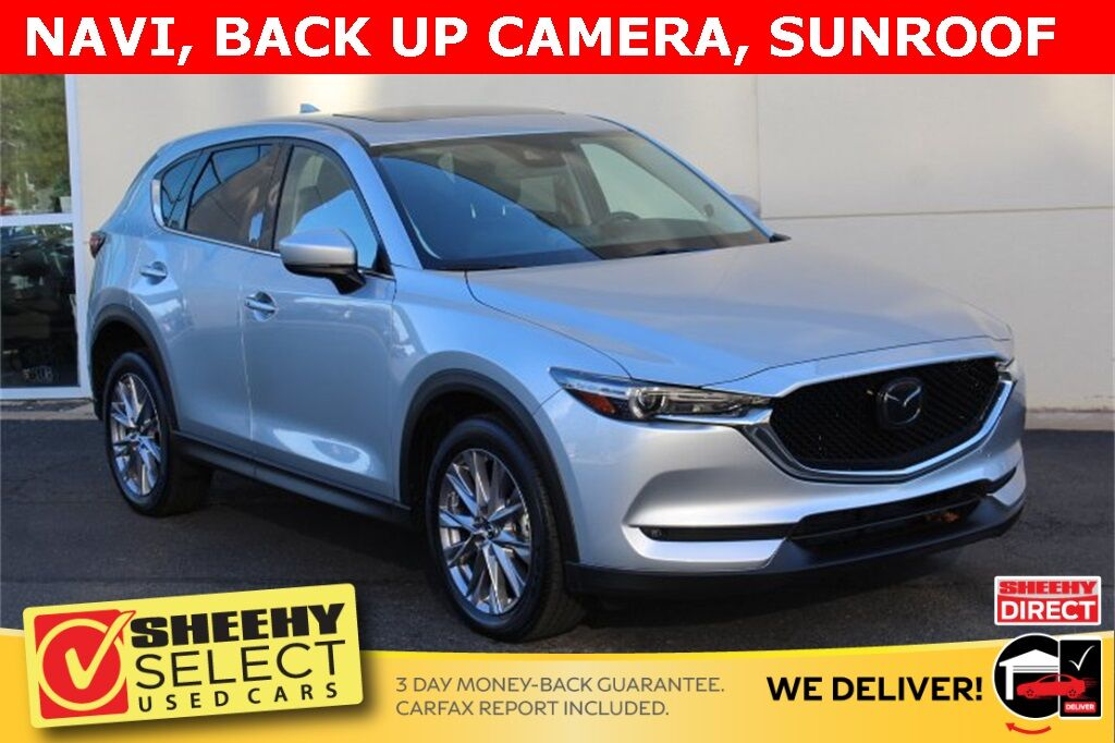 2019 Mazda CX-5 Grand Touring Vienna VA