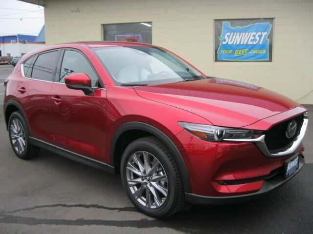 2019 Mazda CX-5 Grand Touring Newport OR