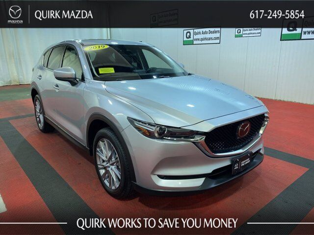 2019 Mazda CX-5 Grand Touring Quincy MA