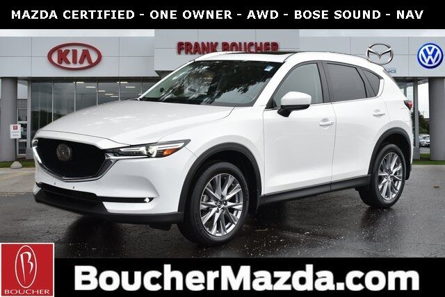 2019 Mazda CX-5 Grand Touring Racine WI