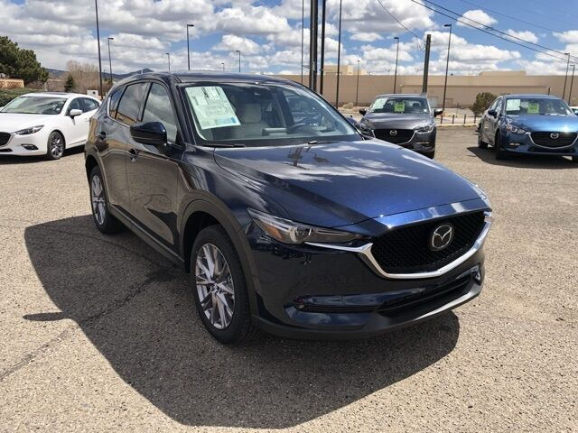 2019_Mazda_CX-5_Grand Touring Reserve_ Santa Fe NM