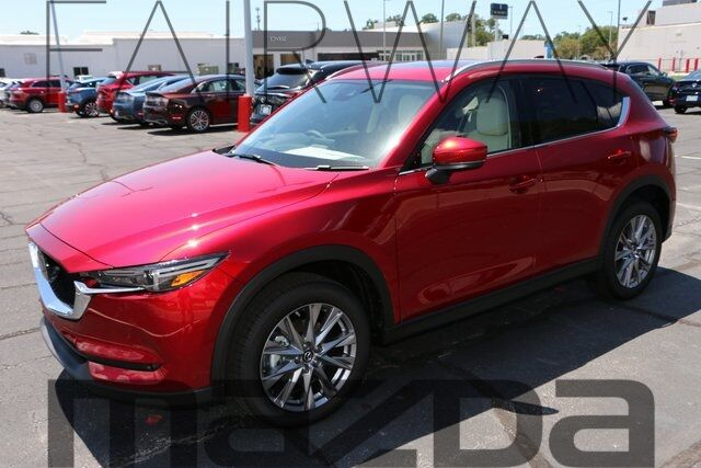 2019 Mazda CX-5 Grand Touring Reserve Savannah GA