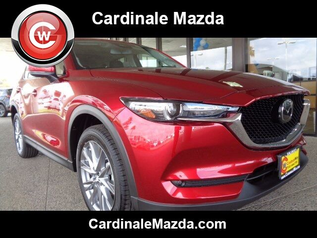 2019 Mazda CX-5 Grand Touring Salinas CA