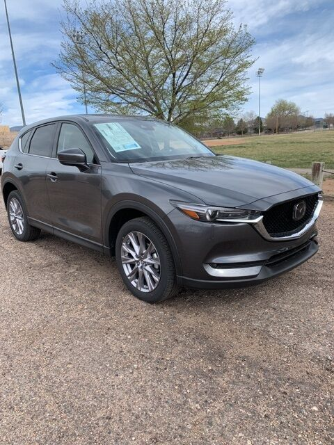2019 Mazda CX-5 Grand Touring Santa Fe NM