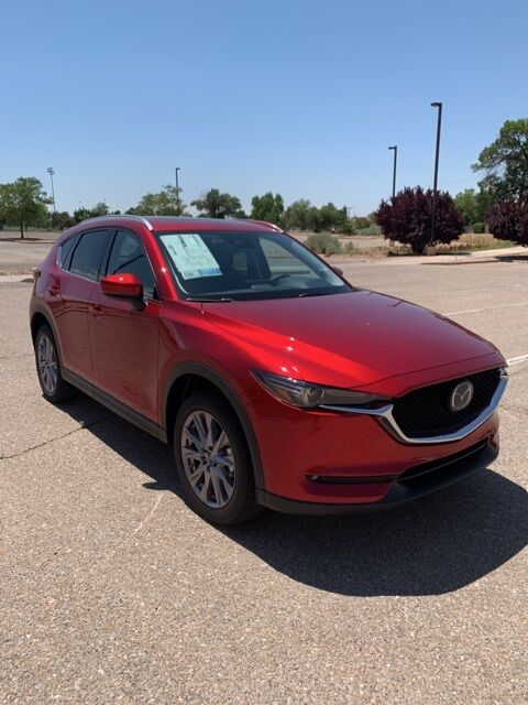 2019_Mazda_CX-5_Grand Touring_ Santa Fe NM
