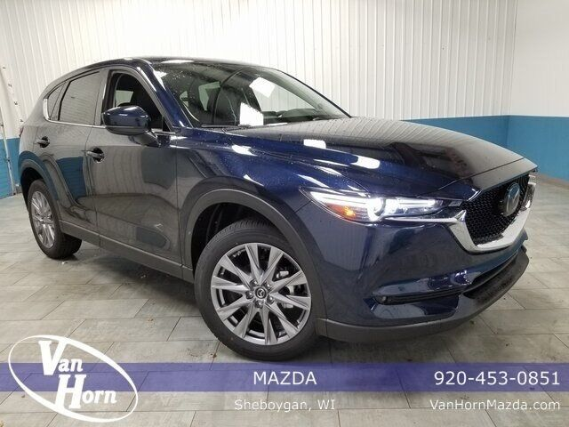 2019 Mazda CX-5 Grand Touring Sheboygan WI
