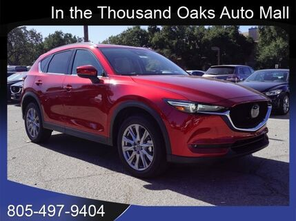 2019_Mazda_CX-5_Grand Touring_ Thousand Oaks CA