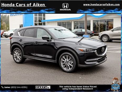 2019_Mazda_CX-5_Grand Touring_ Aiken SC
