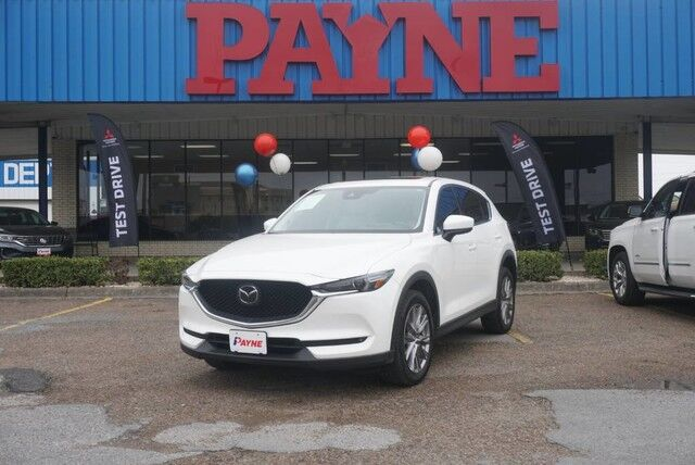 2019 Mazda CX-5 Grand Touring Brownsville TX