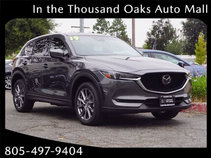 2019_Mazda_CX-5_SIGNATURE_ Thousand Oaks CA