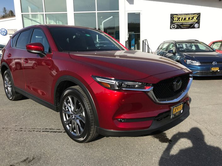 2019 Mazda CX-5 Signature Barre VT
