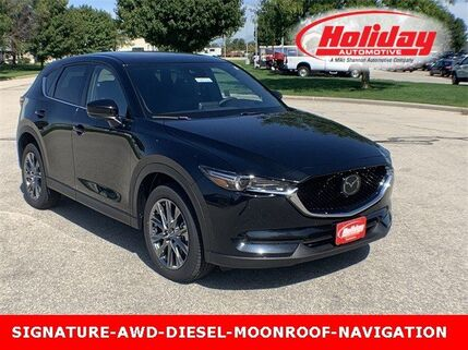 2019_Mazda_CX-5_Signature Diesel_ Fond du Lac WI
