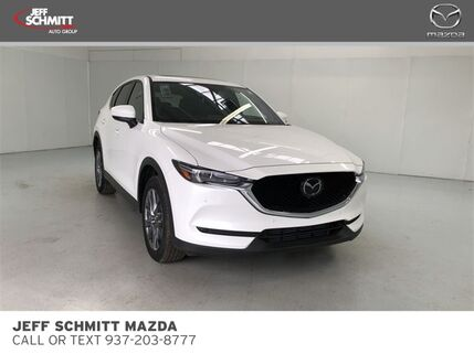 2019_Mazda_CX-5_Signature_ Dayton area OH