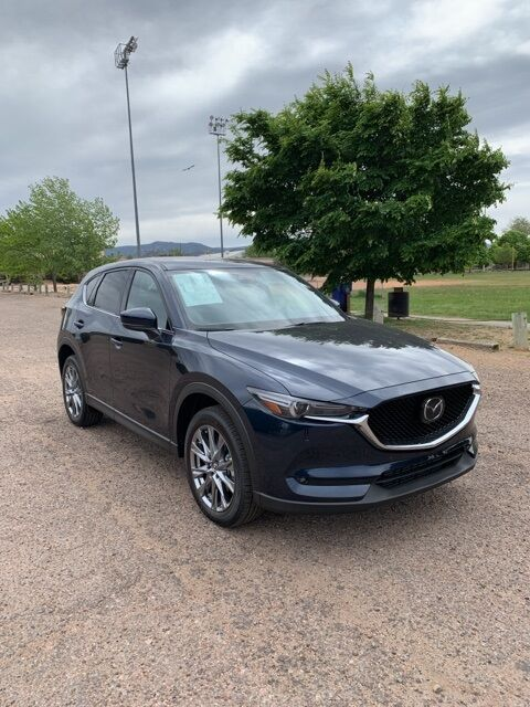 2019_Mazda_CX-5_Signature_ Santa Fe NM