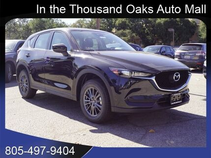 2019_Mazda_CX-5_Sport_ Thousand Oaks CA