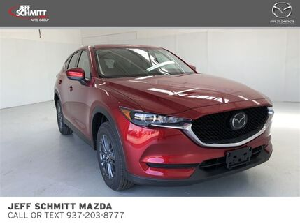 2019_Mazda_CX-5_Touring_ Beavercreek OH