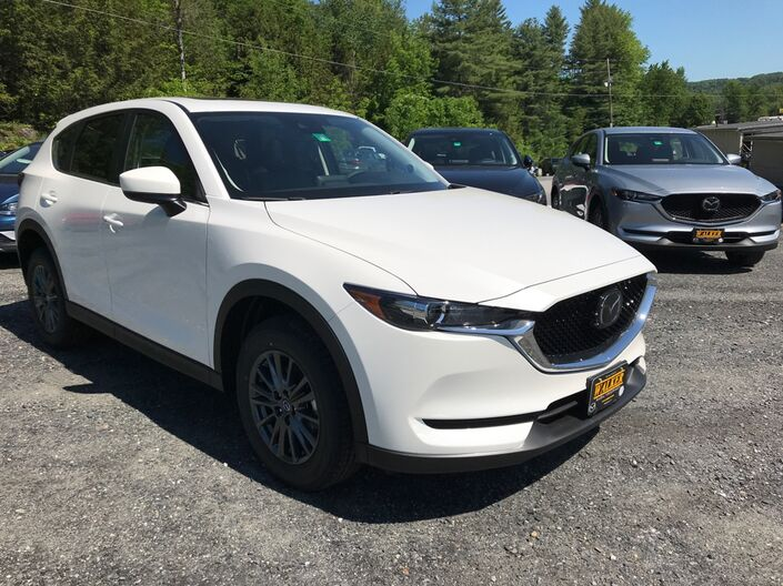2019 Mazda CX-5 Touring Barre VT
