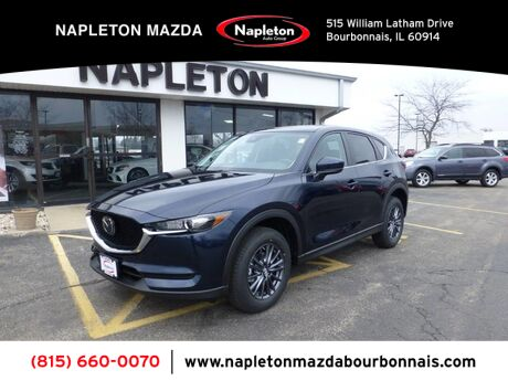 2019 Mazda CX-5 Touring Bourbonnais IL