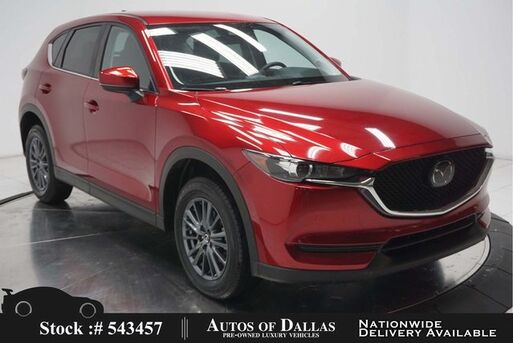 2019_Mazda_CX-5_Touring CAM,HTD STS,BLIND SPOT,LANE ASST,17IN WLS_ Plano TX