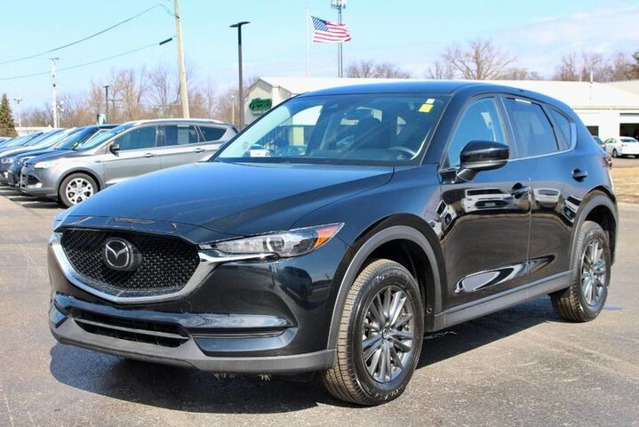 2019 Mazda CX-5 Touring Fort Wayne Auburn and Kendallville IN