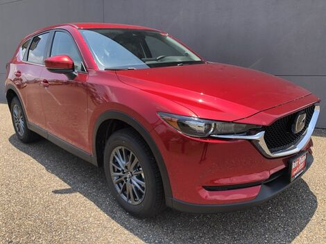 New Mazda CX-5 in the Mission of Texas